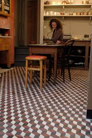 a country style kitchen in southern england the antique floor