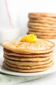 halloween pancakes peach pie pancakes amy u0027s healthy baking