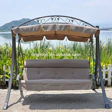 Outdoor Swingasan Chair 3 Seater Swing 3 Seater Swing Suppliers And Manufacturers At