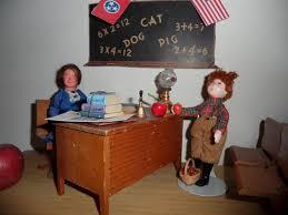 The Desk Set Play Strombecker Room Nana U0027s Dollhouses And Miniatures