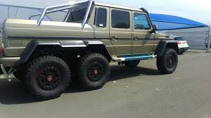 african jeep ten mercedes benz g63 amg 6x6s reach south africa might all be