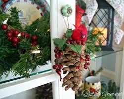 Kitchen Christmas Tree Ideas Kitchen Hutch Decorating Ideas For Winter 3 Little Greenwoods