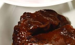 cuisiner de la joue de boeuf de bœuf par alain ducasse