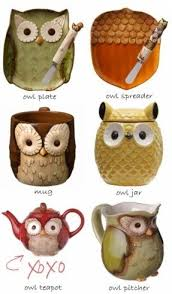 owl canisters for the kitchen kitchen jars set foter