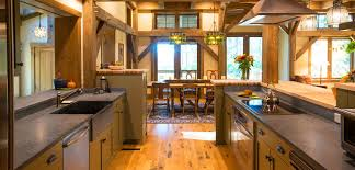 timber frame home interiors timber frame homes and structures bensonwood