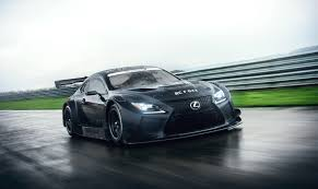 Wallpaper Lexus Rc F Gt3 2017 Automotive Cars 6644