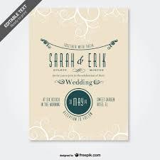 7 free vector wedding designs creative beacon
