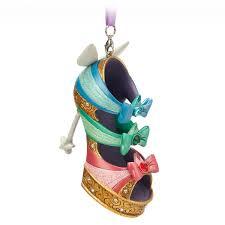 fairies shoe ornament sleeping shopdisney