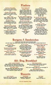 2 of 6 price lists u0026 menus u2013 doc u0027s motorworks bar u0026 grill backyard