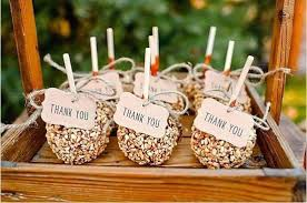 caramel apple party favors candy apple wedding favors candy apple nuts wedding favors caramel