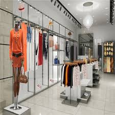 Cloth Store Interior Design