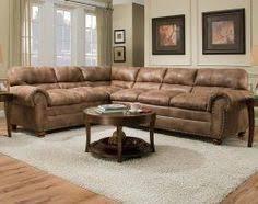 rustic furniture sectional sofa cierra interiors rustic