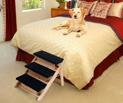 doggie steps for bed how to build dog stairs a fun and useful diy project