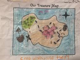 Treasure Maps Treasure Maps U2013 The Arts At Lfcsa
