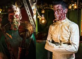 haunted houses are freakier in vegas las vegas blogs