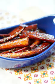 roasted balsamic and brown sugar carrots pretty providence
