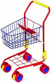 siège bébé caddie chariot en métal pour un joli shopping sentiment cadre en métal