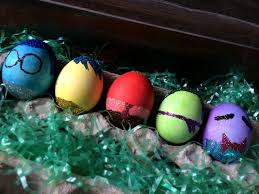 glitter easter egg ornaments 24 pop culture easter eggs featuring kids favorite characters