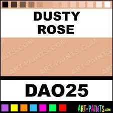 dusty rose americana acrylic paints dao25 dusty rose paint