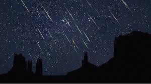 imagenes meteoritos reales habrá lluvia de estrellas de meteoros del cometa halley tiempo