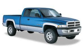 1999 Dodge 3500 Truck Parts - amazon com bushwacker 50903 02 dodge oe style fender flare set