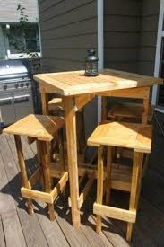 High Bistro Table Set Outdoor Bistro Table And Chairs Foter