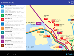 Mtr Map Trainsity Hong Kong Mtr Android Apps On Google Play