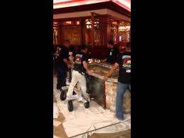 Pechanga Casino Buffet Price by Pechanga Buffet 16 Ft Salad Bar Inland Installation Youtube
