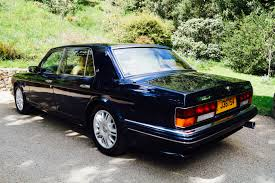 bentley brooklands coupe 1998 bentley brooklands r mulliner no 30 of 100 carte blanche
