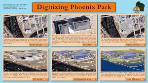 Map Phoenix Area by Phoenix Metro Area Pdf Map Arizona Exact Vector Street G View