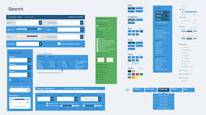 gui design patterns web app prototyping kit for keynote and powerpoint free update