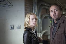 Seeking Kyle Actor Nicolas Cage And January Jones Make Deadly Opposites In Seeking
