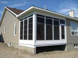 Shed Roof Screened Porch Gallery Weatherwall