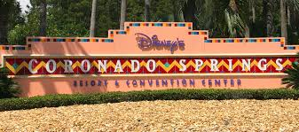 Coronado Springs Resort Map Six Reasons We Love Disney U0027s Coronado Springs Resort