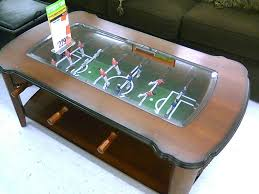 ideas foosball coffee table u2014 bitdigest design