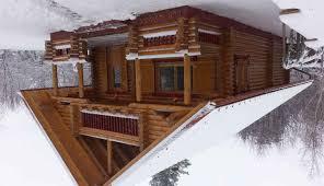 log house log house gallery finnbär oy