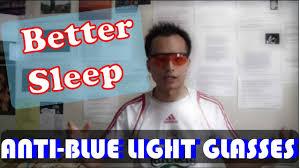 uvex skyper blue light blocking computer glasses better sleep with these anti blue light glasses youtube