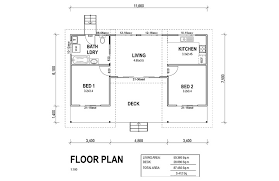 Two Bedroom Granny Flat Floor Plans Two Bedroom Ibuild Kit Homes Granny Flats And Modular Homes
