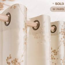 Living Room Curtains Silk Online Get Cheap Faux Silk Curtain Aliexpress Com Alibaba Group