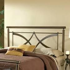 metal bed head metal headboard size full queen metal bed frames