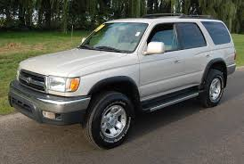 suv toyota 4runner 1999 toyota 4runner information and photos zombiedrive