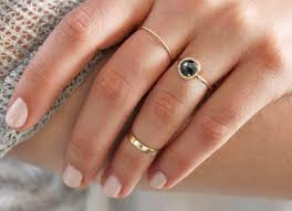 unconventional engagement rings unconventional engagement rings fashion purewow