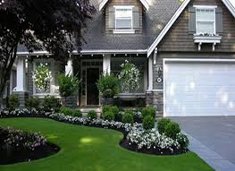 Home And Yard Design App White With The Rich Green And Gray Draw Your Eyes To Enjoy The