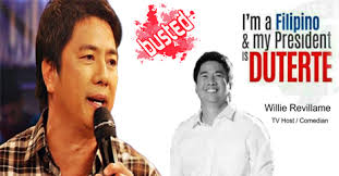 Willie Revillame Meme - busted wowowin host willie revillame didn t endorse duterte