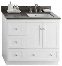 Bathroom Vanity Base Cabinets Shaker 36