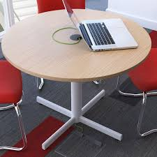 Circular Meeting Table Small Circular Meeting Table Table Wooden Table