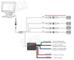 reverse camera wiring diagram u0026 lowrance elite 5 wiring diagram