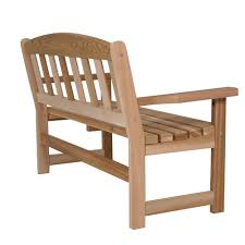 Outdoor Bench Furniture by Garden Bench Park Bench And Wooden Benches By All Things Cedar