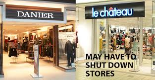 danier leather outlet danier leather and le chateau canada are struggling and may