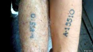 passing on holocaust tattoos world breakings news and